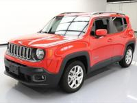2015 Jeep Renegade with 2.4L I4 SMPI Multi Air Engine,9