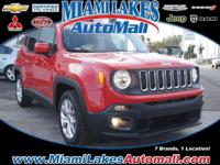 *** MIAMI LAKES DODGE CHRYSLER JEEP RAM *** These miles