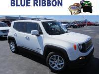Options:  2015 Jeep Renegade Latitude|Miles: 10Color: