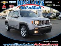 *** MIAMI LAKES DODGE CHRYSLER JEEP RAM *** So few