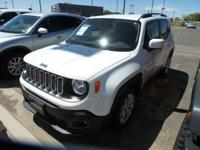 Tried-and-true, this Used 2015 Jeep Renegade Latitude