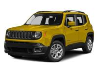 Check out this 2015 Jeep Renegade Latitude. Its DFH