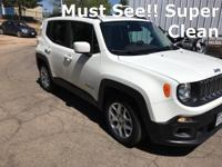 CARFAX One-Owner. Clean CARFAX. 2015 Jeep Renegade