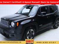 Jeep Renegade Latitude 2015 Certified. Chrysler Group