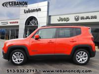 Jeep Certified! At Lebanon Chrysler Jeep Dodge, YOU'RE