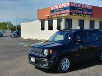 This 2015 Jeep Renegade Latitude is offered to you for