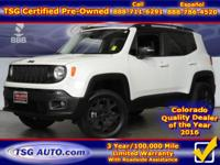 **** NEW ARRIVAL! THIS 2015 JEEP RENEGADE LIMITED HAS