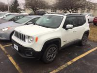 This outstanding example of a 2015 Jeep Renegade
