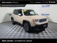2015 Jeep Renegade Limited in Mojave Sand vehicle