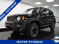 This Jeep Renegade has a powerful Regular Unleaded I-4