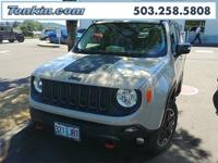 WOW!!! Check out this. 2015 Jeep Renegade Trailhawk
