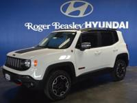 Outstanding design defines the 2015 Jeep Renegade! It