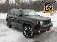Four wheel drive with terrain selector. Jeep Trail