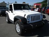 Exceptionally sharp local one owner trade on anew Jeep