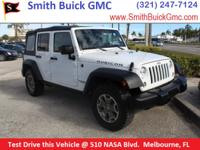 New Price! 2015 Jeep Wrangler Unlimited Rubicon 4WD