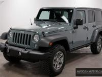 1-Owner, Clean Car Carfax, Local Trade!! Rubicon with