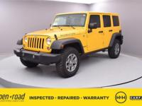 New Price! BLUETOOTH, KEYLESS ENTRY, Wrangler Unlimited