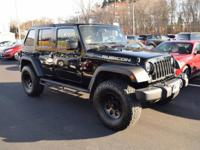 Unlimited Rubicon 4WD 6-Speed Manual 3.6L V6 24V VVT