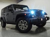 ((**UNLIMITED RUBICON**4WD**3.5L V6**HARD TOP**CRUISE