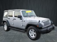 Recent Arrival! 2015 Jeep Wrangler Unlimited Rubicon