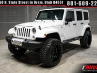 2015 JEEP WRANGLER UNLIMITED SAHARA! CALL OR TEXT US