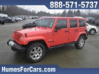 Checkout this Humes 2015 Sunset Orange Pearlcoat Jeep