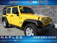 CARFAX One-Owner. Clean CARFAX. Baja Yellow Clearcoat