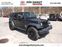 2015 Jeep Wrangler Unlimited Sport CARFAX One-Owner.