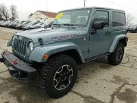 Options:  2015 Jeep Wrangler Rubicon|Recent Arrival!
