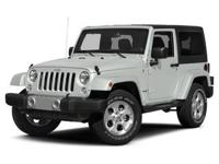 2015 Jeep Wrangler Rubicon (Tank Color) - Heated Seats,