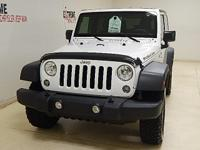Options:  2015 Jeep Wrangler Rubicon 4X4|Features