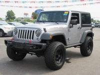 * NO FEE DEALER*. Wrangler Rubicon 2D Sport Utility