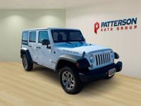 You can find this 2015 Jeep Wrangler Unlimited Rubicon