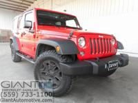 Giant Chevrolet is proud to offer this 2015 Jeep