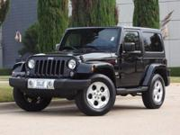 We are excited to offer this 2015 Jeep Wrangler. When