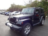WRANGLER SAHARA***  ***4WD**  ***ONE OWNER***  ***CLEAN