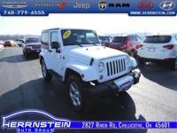 2015 Jeep Wrangler Sahara This Jeep Wrangler is