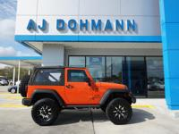 Options:  2015 Jeep Wrangler Sport 4Wd|This Vehicle Has