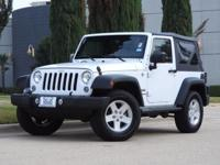 We are excited to offer this 2015 Jeep Wrangler. This
