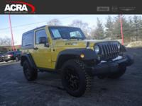 Used Jeep Wrangler, options include:  Electronic