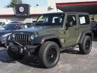 ** 2015 ** Jeep ** Wrangler ** Sport ** One Owner **