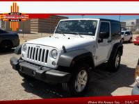 Options:  2015 Jeep Wrangler Sport|4X4 Sport 2Dr