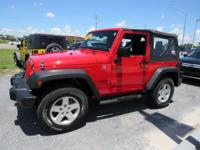 Options:  2015 Jeep Wrangler 4Wd 2Dr Sport|Navigation