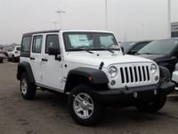 Just Arrived Classy!!! This quality 2015 Jeep Wrangler