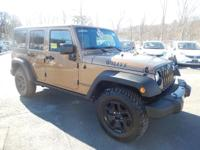 Jeep Certified, CARFAX 1-Owner, Excellent Condition,