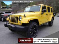 2015 Jeep Wrangler Unlimited Altitude For