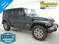 Recent Arrival! Clean CARFAX. Wrangler Unlimited