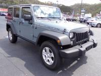 2015 Jeep Wrangler Unlimited Rubicon 4WD 3.6L V6 24V