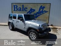 CARFAX 1-Owner, GREAT MILES 19,256! Rubicon trim.