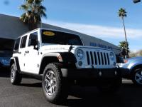 Options:  2015 Jeep Wrangler Unlimited 4X4 4Dr Rubicon